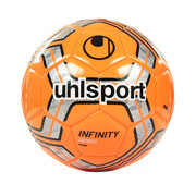 Uhlsport Ballon Infinity Rouge Fluo/Argent