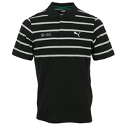 Puma MAPF1 Striped Polo