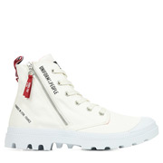 Palladium Pampa Hi Outzip Uniform Of The People