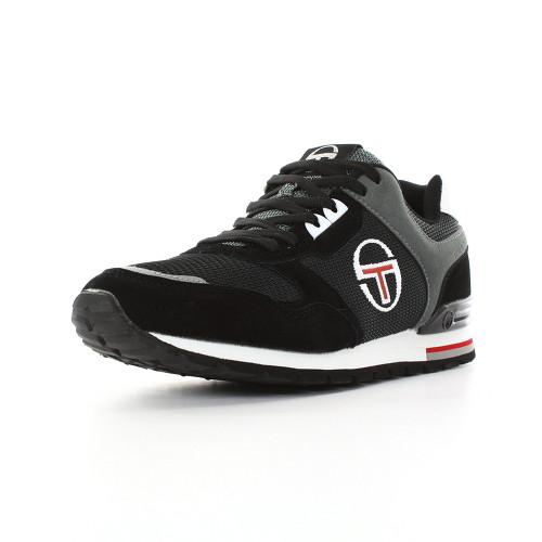 chaussures baskets sergio tacchini sonic 2 mesh ebay. Black Bedroom Furniture Sets. Home Design Ideas