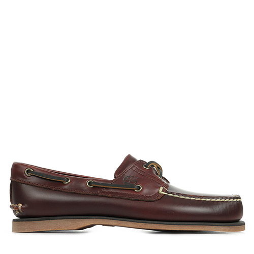 chaussure bateau homme timberland cuir