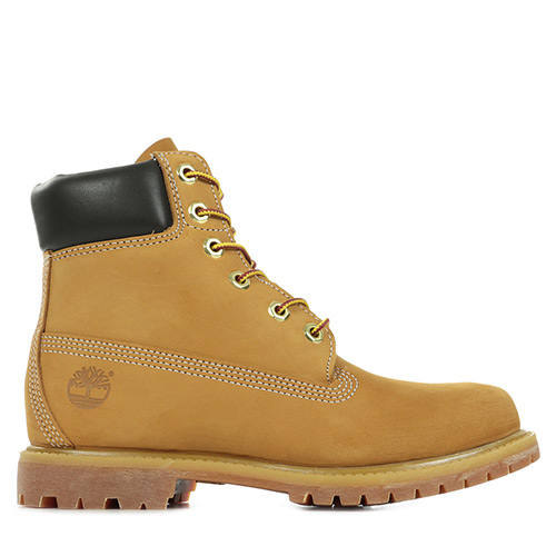 6in Premium Boot - W Wheat Waterbuck