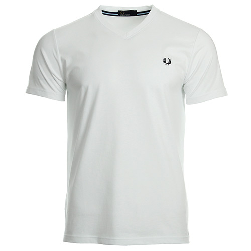 Fred Perry V Neck T-Shirt