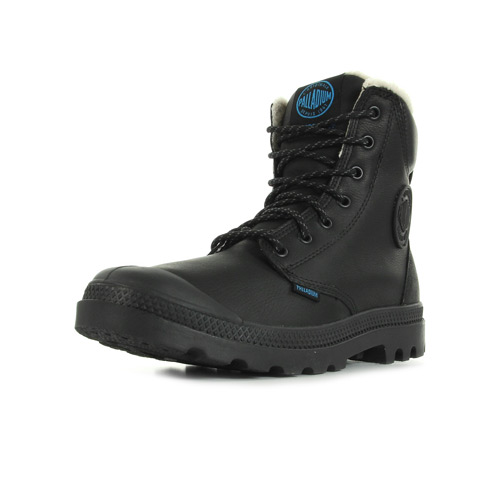 Palladium Pampa Sport WPS Black