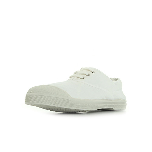 Bensimon TEN LACET ENFANT BLANC