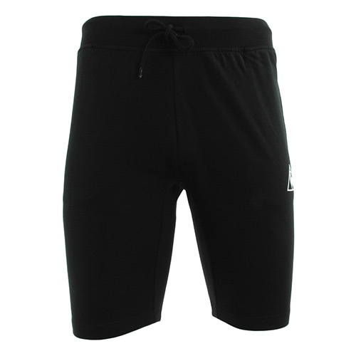 Le Coq Sportif Pant Bar Short M Black