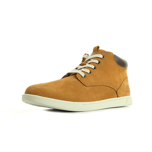 Timberland Groveton Leather Chukka Wheat Nubuck