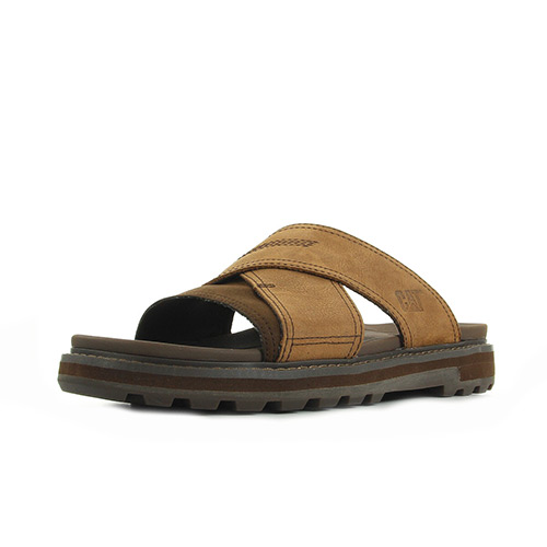 Caterpillar Sandal Brown