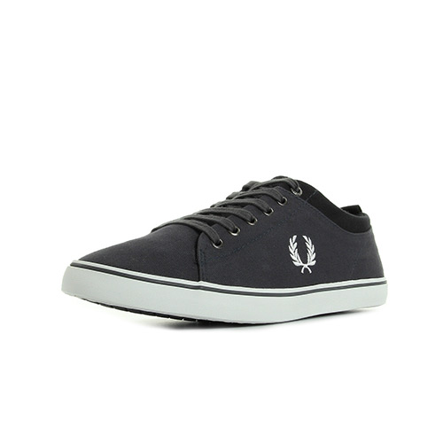 Fred Perry Hallam Twill Charcoal