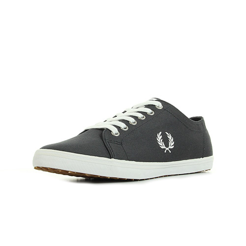 Fred Perry Kingston Twill Charcoal