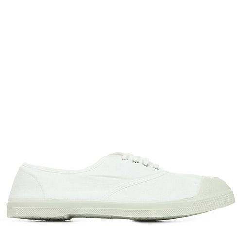 Bensimon Ten Lacets Homme - Blanc