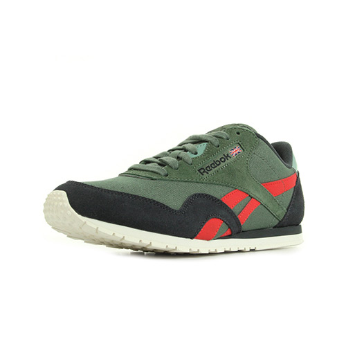 Reebok CL Nylon Slim Colors BLK