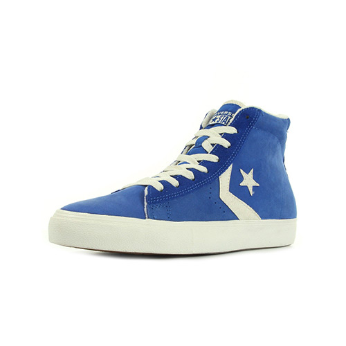 Converse PRO Leather Vulc Mid Blue