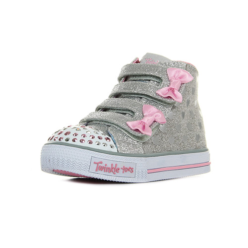 Skechers Twinkle Toes Light Up Doodle Day