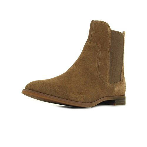 Timberland Preble Chelsea Light Brown Suede