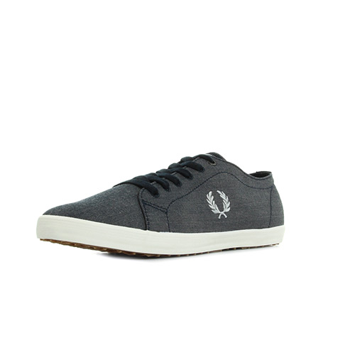 Fred Perry Kingston Chambray Navy