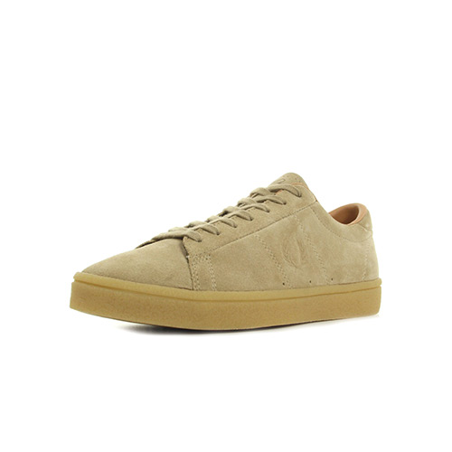 Fred Perry Spencer Suede Crepe Sandstorm