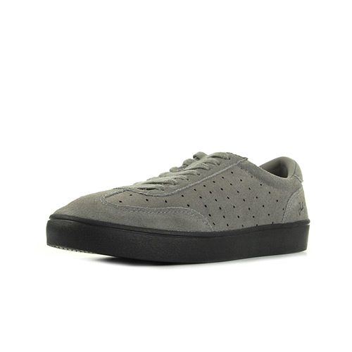 Fred Perry Umpire Suede Falcon Grey