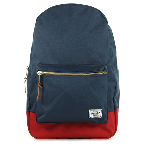 Herschel Settlement Navy Red