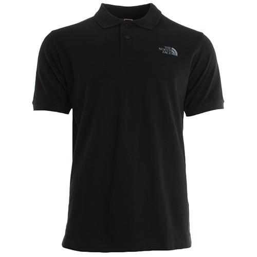 The North Face Polo Piquet Black