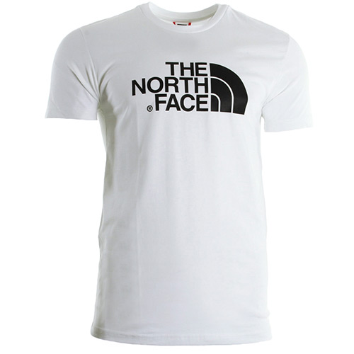 The North Face Easy Tee White