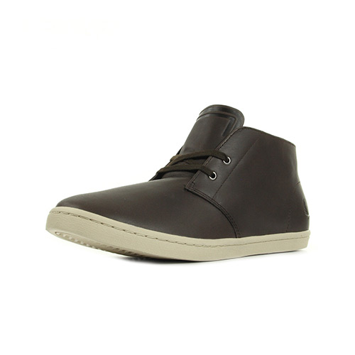 Fred Perry Byron Mid Leather