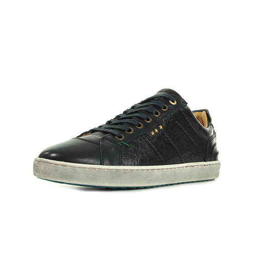 Pantofola d'Oro Canaverse Cocodrillo Dress Blue