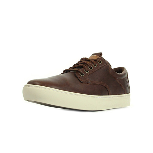 Timberland Leather Oxford Dark Brown