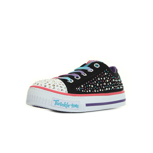 Skechers Twinkle Toes S Lights Twirly Toes