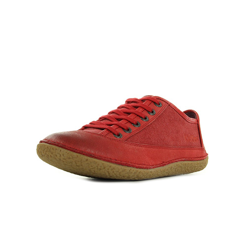 Kickers Hollyday Rouge