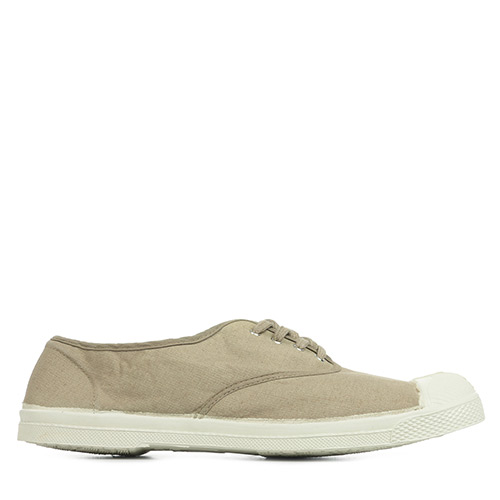 Bensimon Tennis Lacets - Kaki