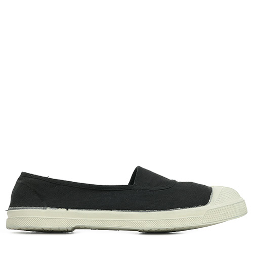 Bensimon Tennis Elastique - Gris