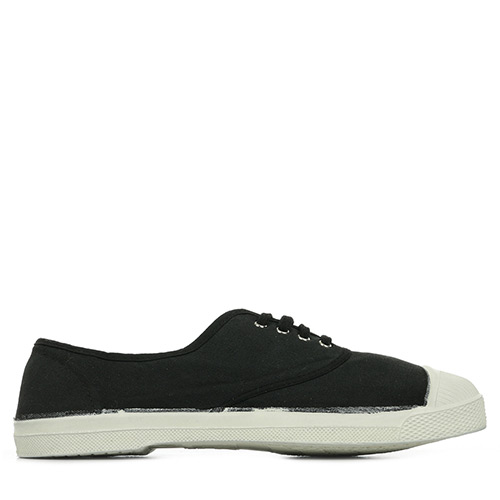 Bensimon Tennis Lacets - Anthracite