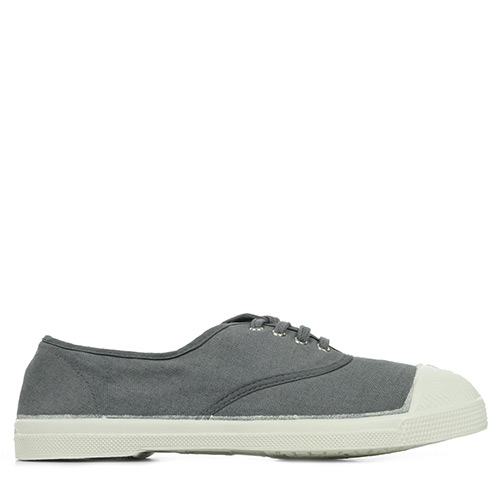 Bensimon Tennis Lacets Gris