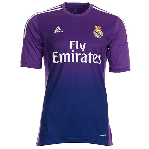 adidas Performance Real Home Gk Jersey