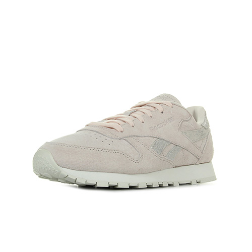 e2c17c3bcd1 Reebok Classic Leather Shimmer. Accueil · Chaussures · Chaussures Femme ·  Baskets mode ...