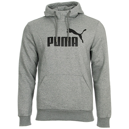 Puma ESS No.1 Hoody Fl Grey