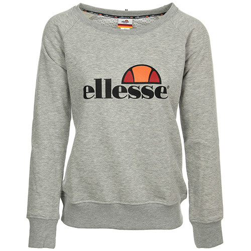 Ellesse Eh H Sws Col Rond Gris Chine