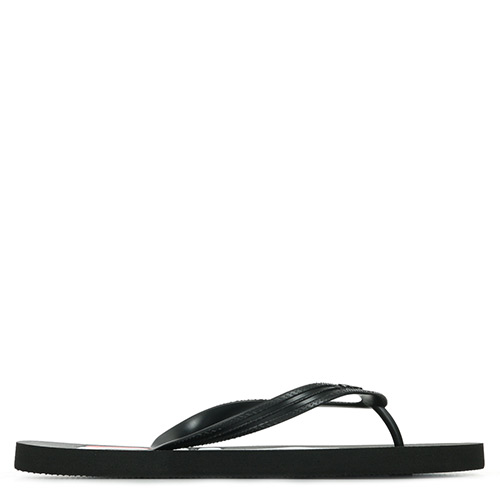 Troy Slipper Black