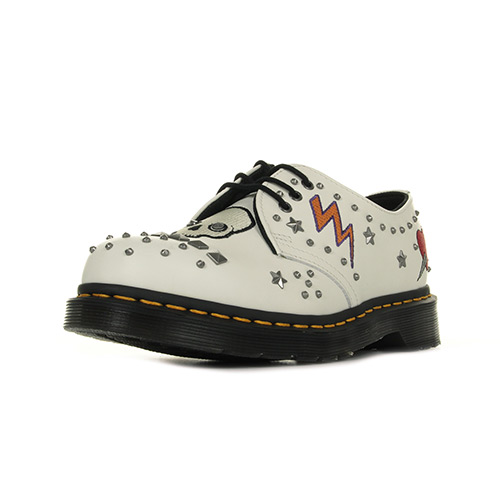 Dr. Martens 1461 White Smooth