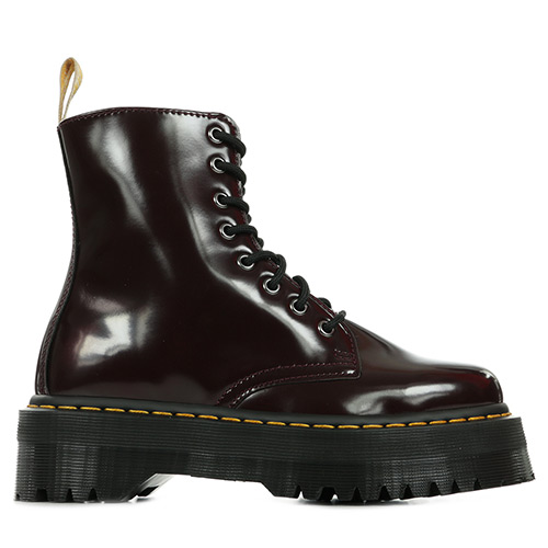 Dr. Martens V JADON II Cherry Red