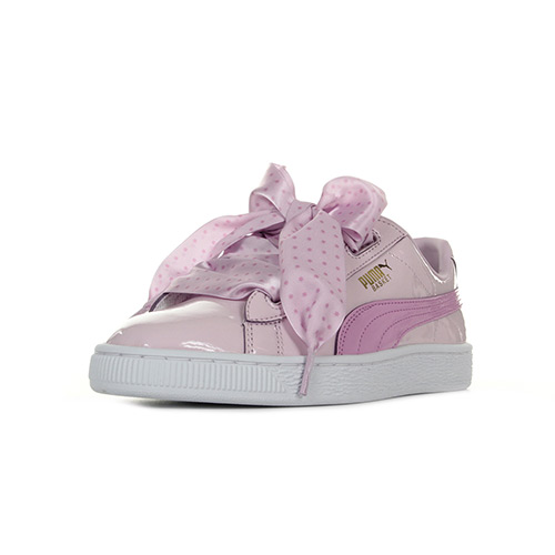 Puma Basket Heart Stars Jr