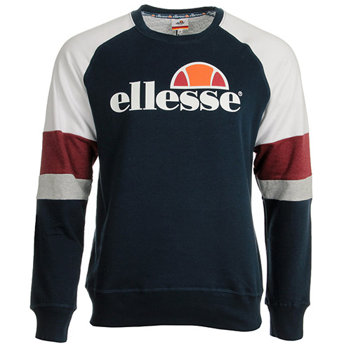 Ellesse Eh H Sws Col Rond Tricol
