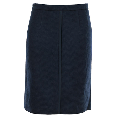 GANT C Wool Pencil Skirt