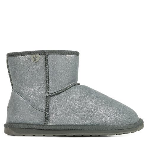 EMU Australia Wallaby Mini Metallic - Gris