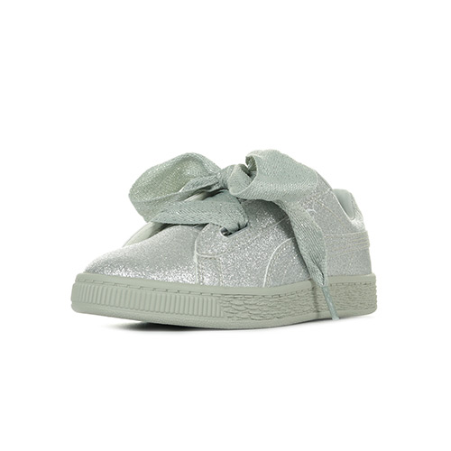 Puma Basket Heart Holiday Glamour
