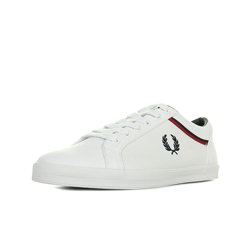 Fred Perry Baseline Microfibre Canvas