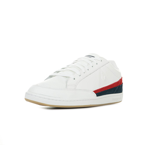 Le Coq Sportif Courtclay optical white dress blue