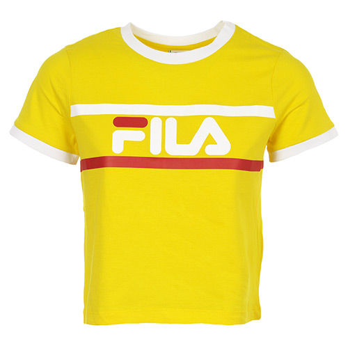 Fila Ashley Cropped Tee Wn's
