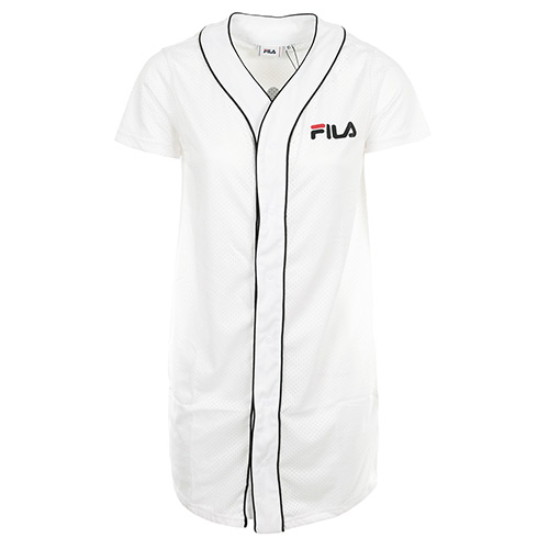 Fila Robin Button Baseball Dress Wn's